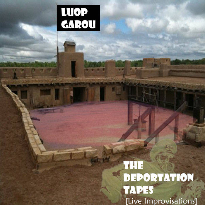 The Deportation Tapes [Live Improv] cover art
