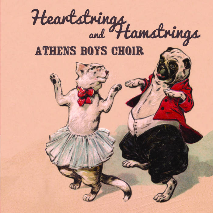 Heartstrings and Hamstrings cover art