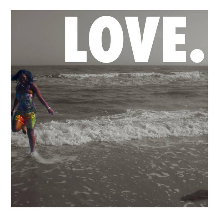 LOVE. cover art