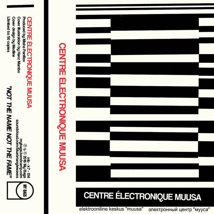 Centre Electronique Muusa cover art