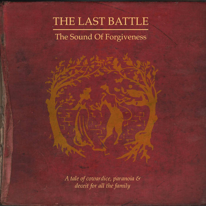 The Sound Of Forgiveness cover art