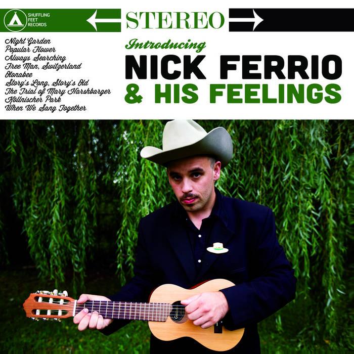 Nick Ferrio & His Feelings cover art