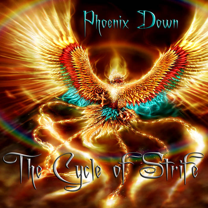 The Cycle Of Strife Deluxe Edition cover art