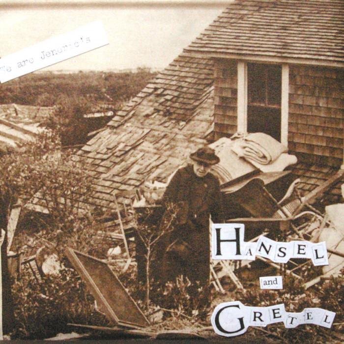 Hansel & Gretel; Stories from the Stove cover art