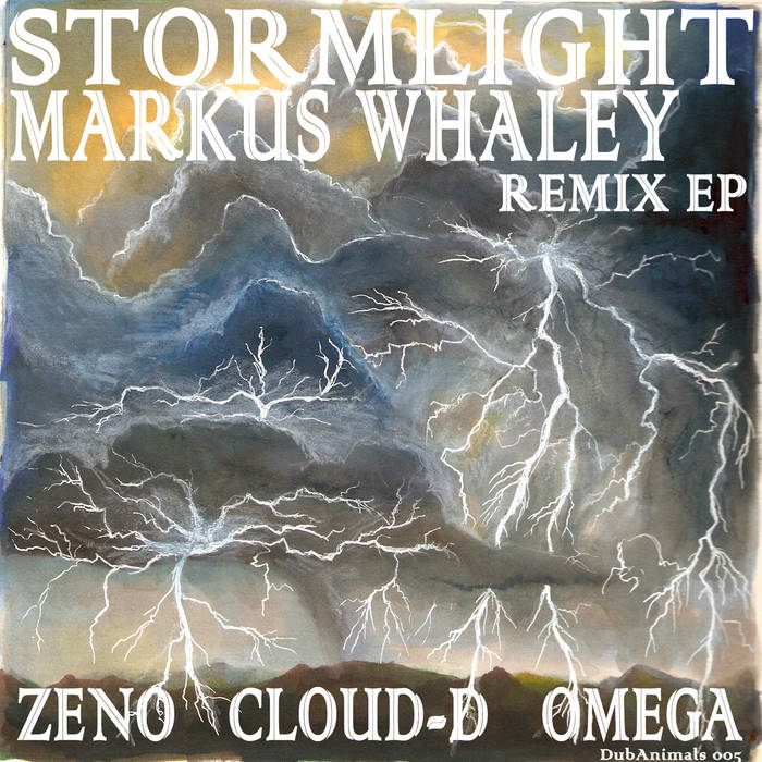 StormLight REMIX EP cover art