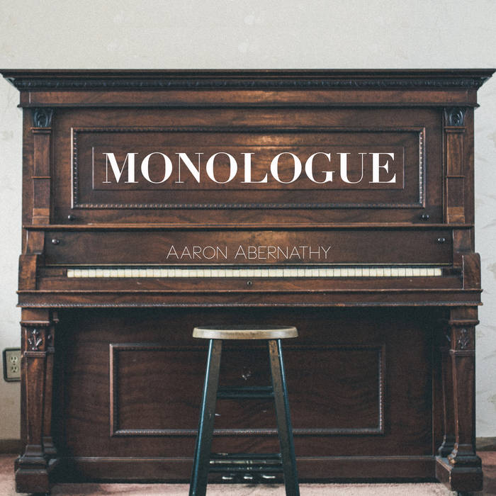 Monologue cover art