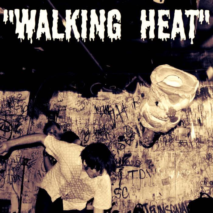 """""""Walking Heat"""" cover art"""