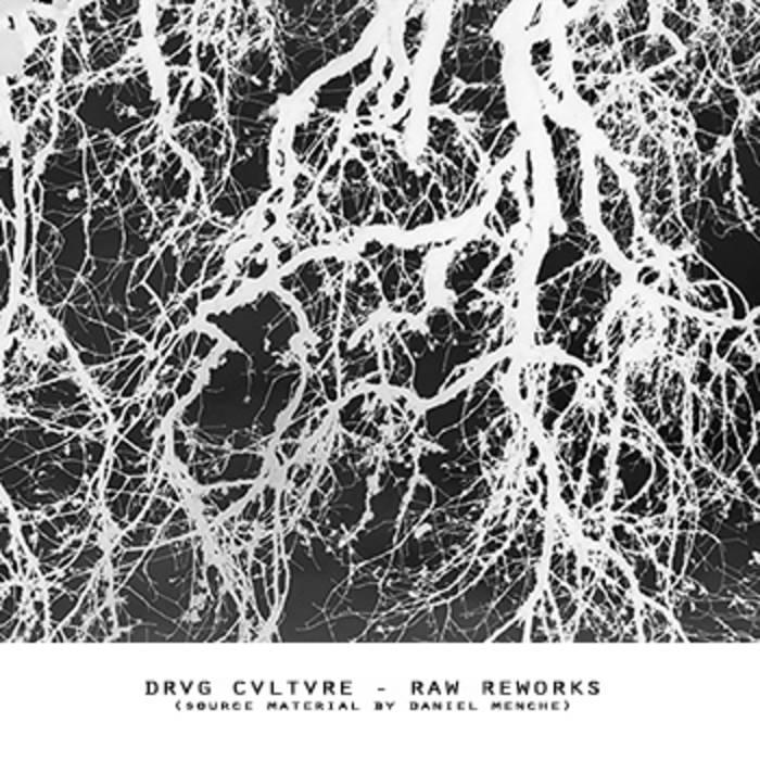 NYH01 Drvg Cvltvre - Raw Reworks cover art