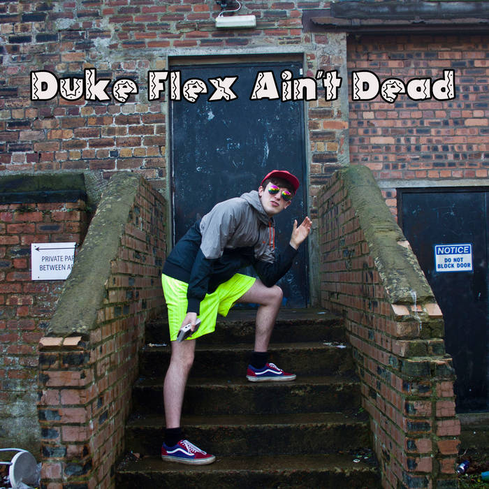 Duke Flex Ain't Dead cover art