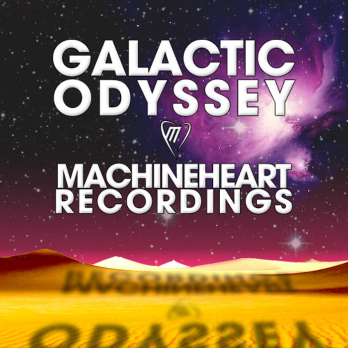 Galactic Odyssey cover art