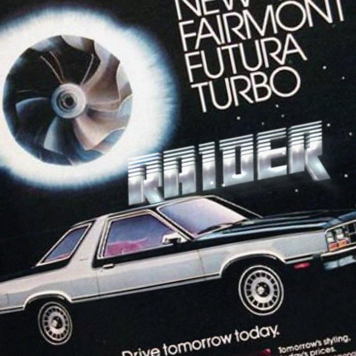 Fairmont Futura Turbo cover art