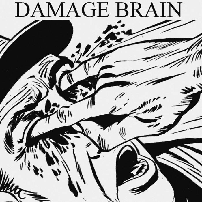 DAMAGE BRAIN cover art