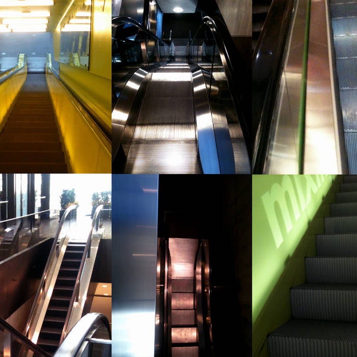 Music for Escalators: Modern Mobility Volume One cover art