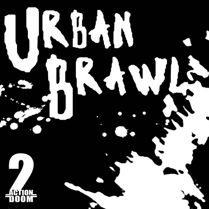 ActioN DooM 2: Urban Brawl Soundtrack cover art