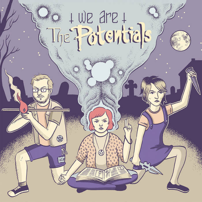 We Are The Potentials cover art