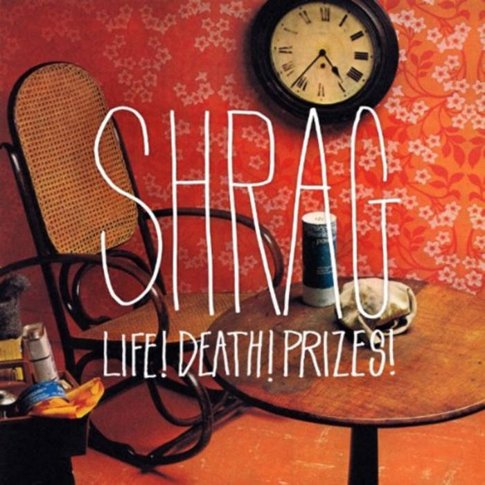 Life! Death! Prizes! cover art
