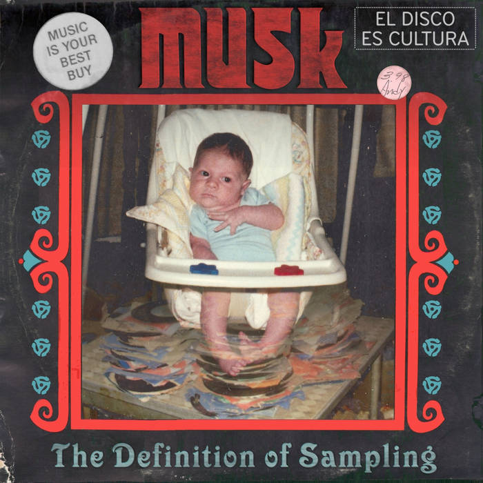 The Definition of Sampling cover art