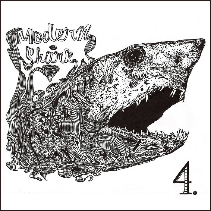 Modern Shark Sampler Tape Number Four cover art