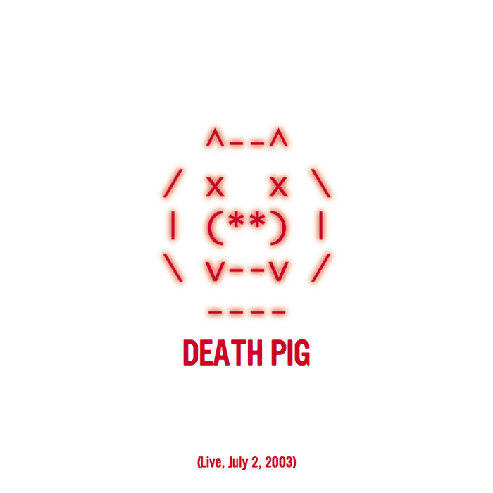 Death Pig cover art