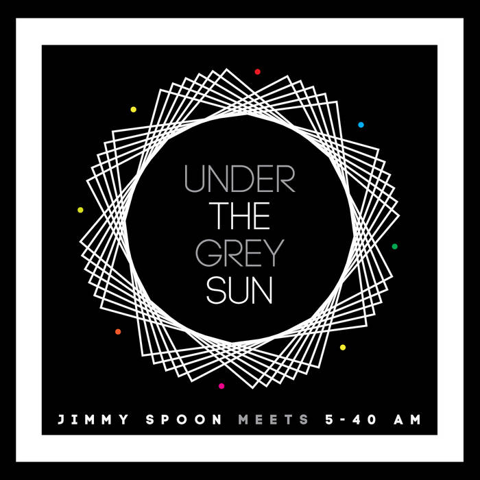 Under The Grey Sun cover art