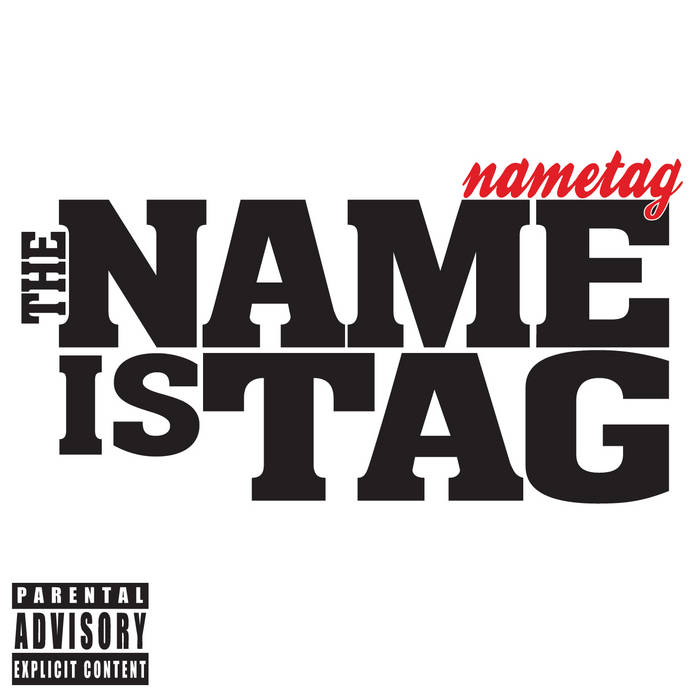 The Name Is Tag LP cover art