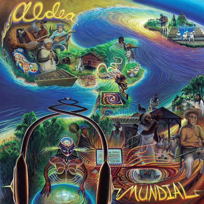 Aldea Mundial cover art