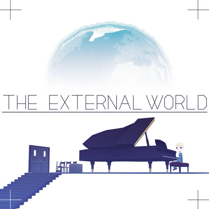 The External World OST cover art