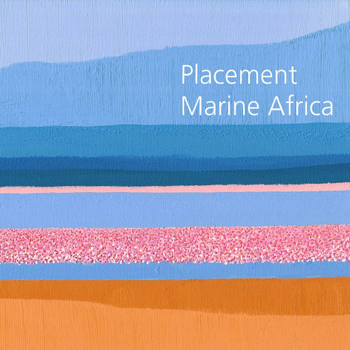 Marine Africa cover art