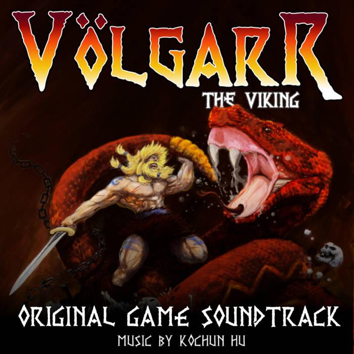 Volgarr the Viking (Original Soundtrack) cover art