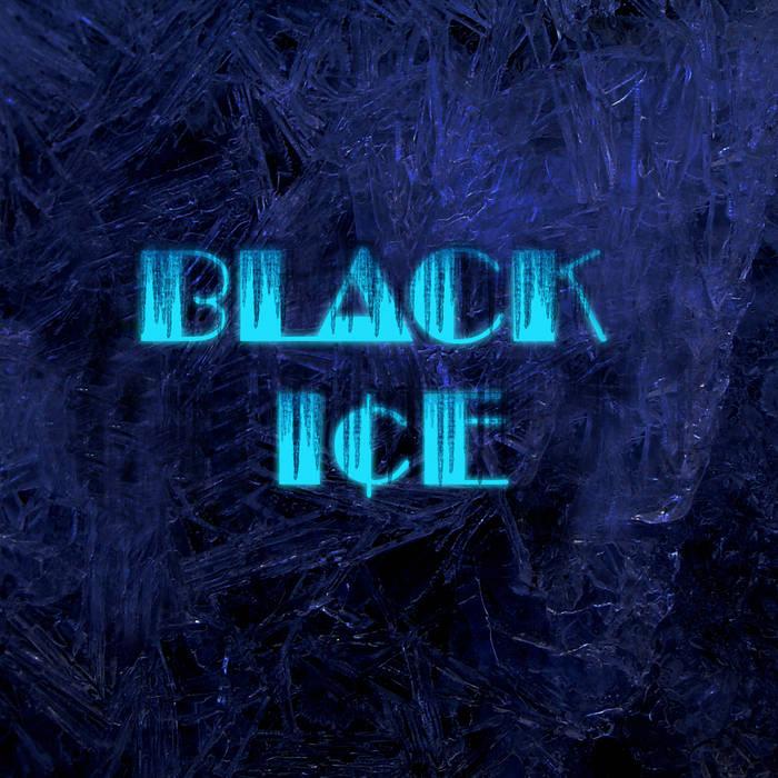 BLΔCK I¢E cover art
