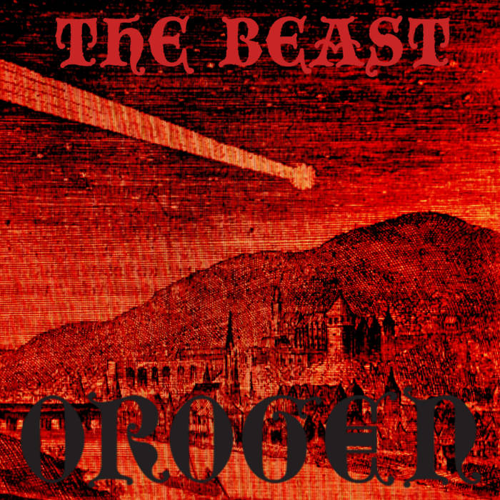 The Beast cover art
