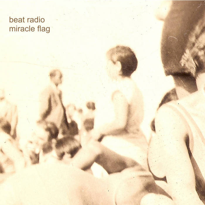miracle flag EP cover art