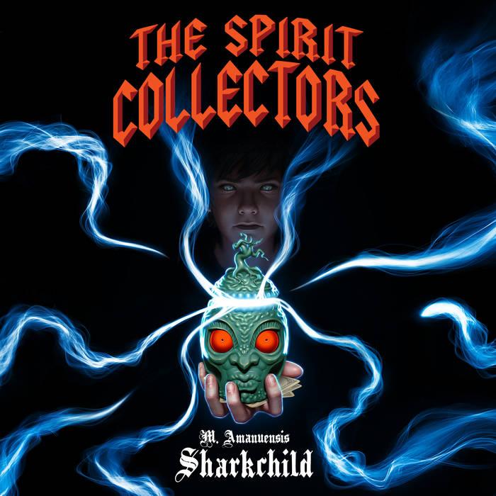 The Spirit Collectors Audiobook cover art