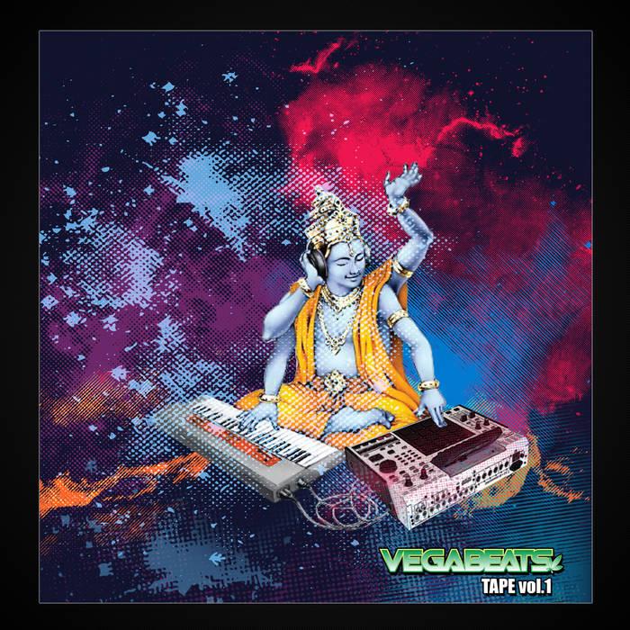 VEGABEATS TAPE vol.1 cover art