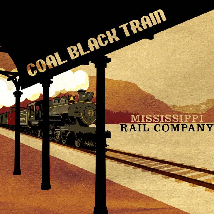 Coal Black Train cover art
