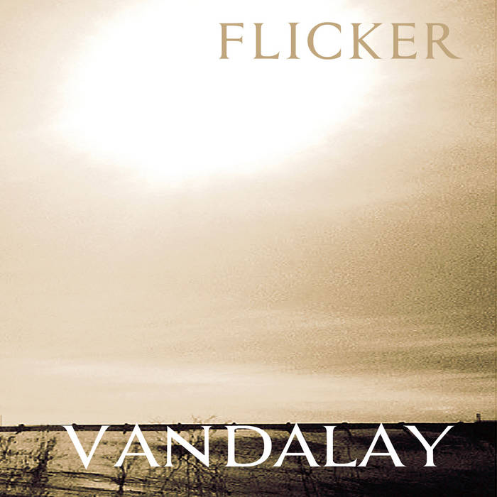 Flicker cover art