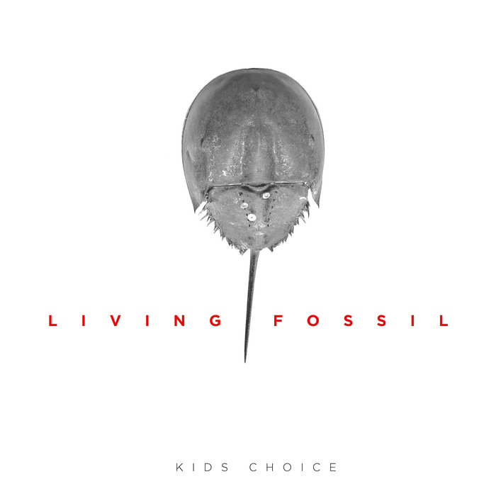 Living Fossil cover art