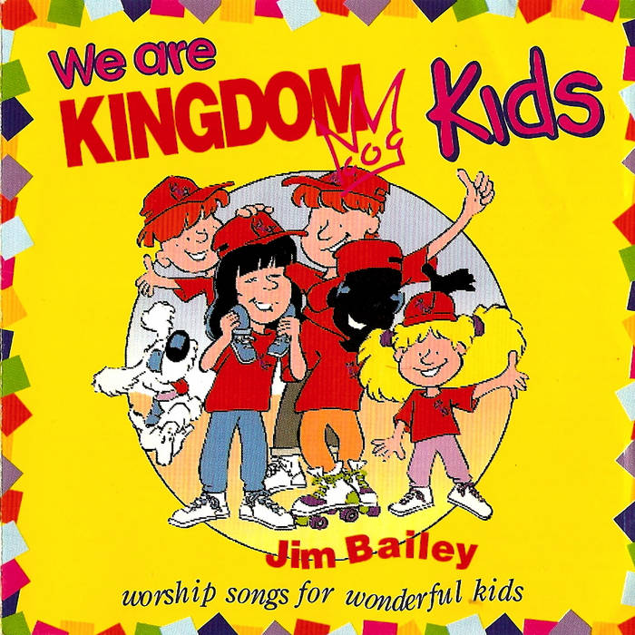 Kingdom Kids cover art