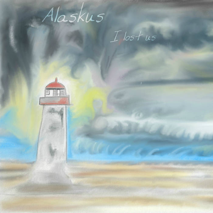 I Lost Us - EP cover art