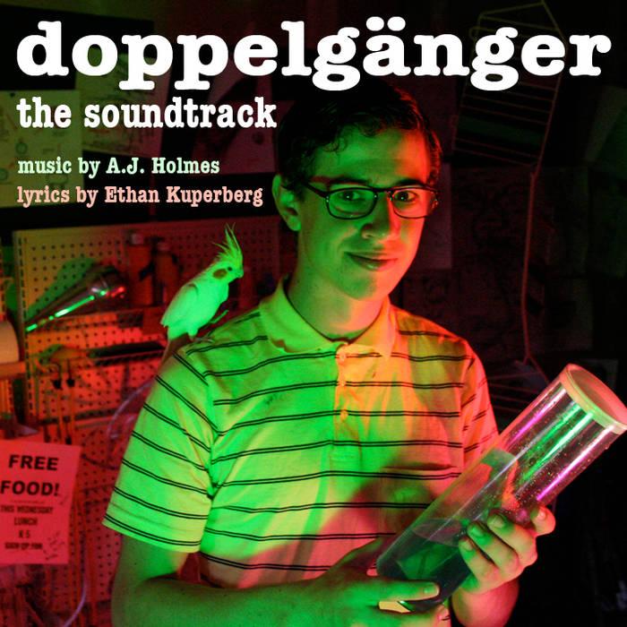 Doppelganger: The Soundtrack cover art
