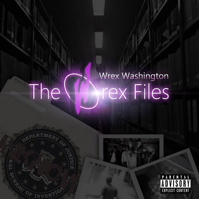 The Wrex Files cover art