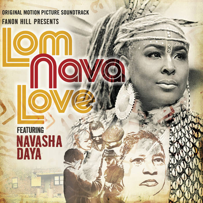 Lom Nava Love (Original Motion Picture Soundtrack) cover art