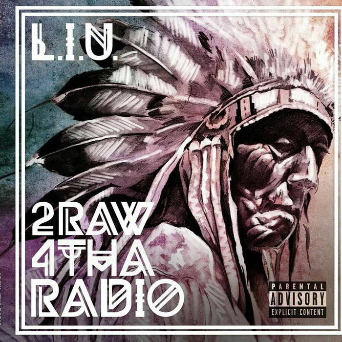 2 RAW 4 THA RADIO cover art