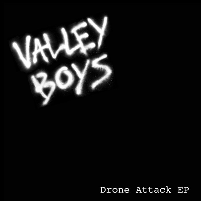 Drone Attack EP cover art