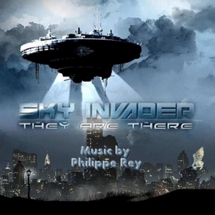 Sky Invader cover art