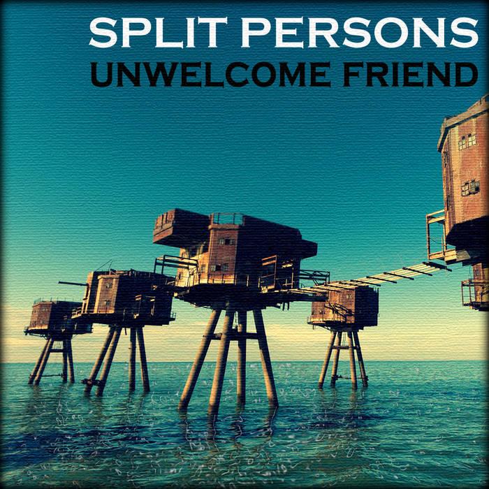 Unwelcome Friend EP cover art