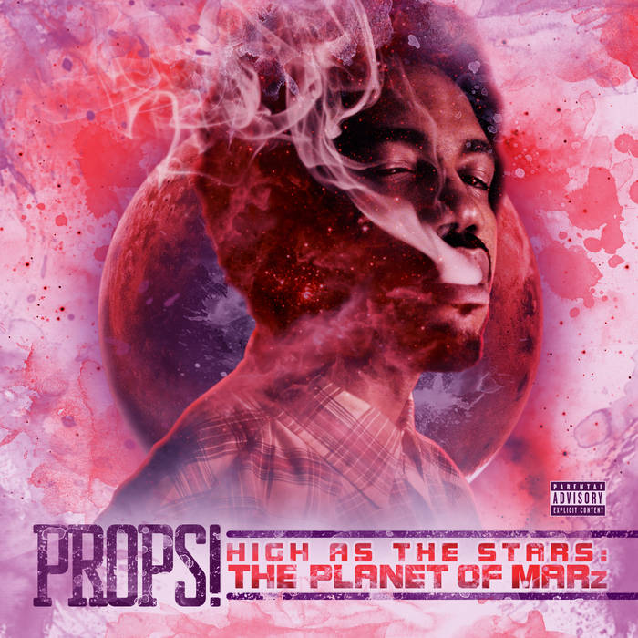 HIGH AS THE STARS: THE PLANET OF MARz cover art