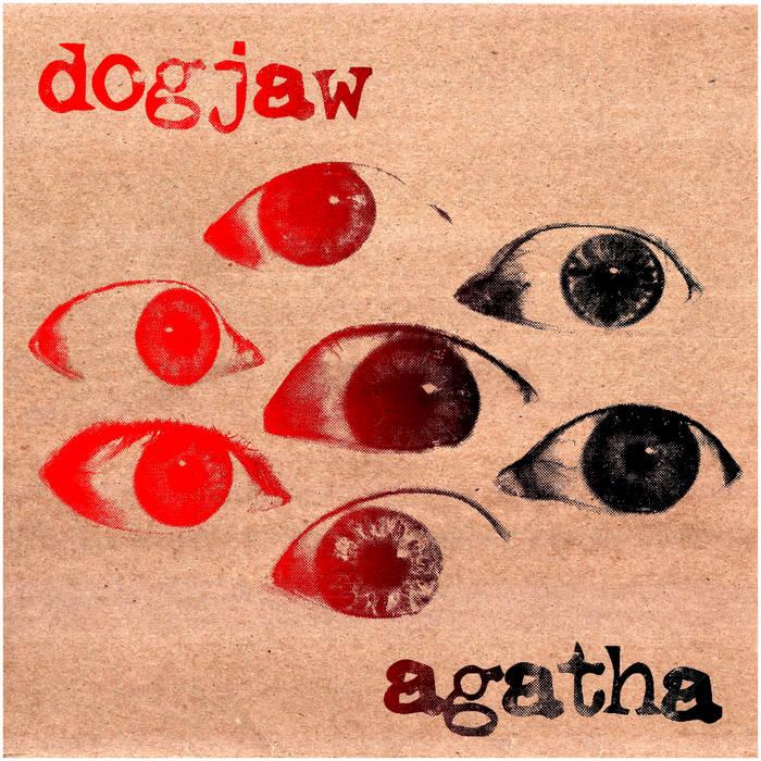 Dogjaw Agatha split cover art