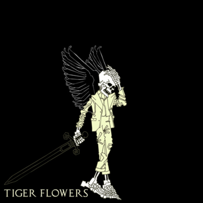 Tiger Flowers cover art