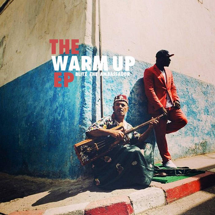 The Warm Up EP cover art